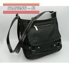 Дамска кожена чанта / 3387