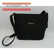 Дамска кожена чанта / 3387-26