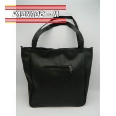 Дамска кожена чанта / 3387-7