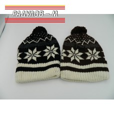 Шапка плетена / 48260