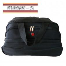 Пътна чанта с колела и дръжка 50 см / 4931-2