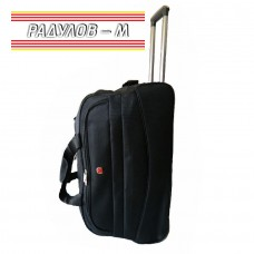 Пътна чанта с колела и дръжка 60 см / 4931-2