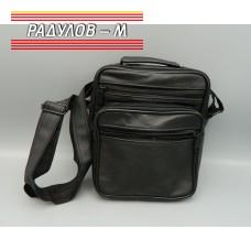 Мъжка кожена чанта / 5104