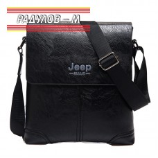 Мъжка кожена чанта JEEP / 5137