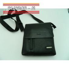 Мъжка кожена чанта / 5138