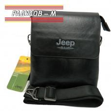 Мъжка кожена чанта JEEP / 5139
