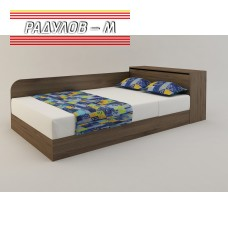 Легло приста с ракла / 30376