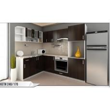 Кухня Кети 240/170