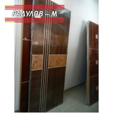 Интериорна врата с каса и брава / 134