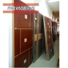 Интериорна врата с каса и брава / 139