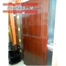 Интериорна врата с каса и брава / 144