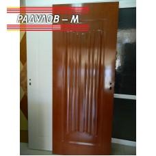 Интериорна врата с каса и брава / 146