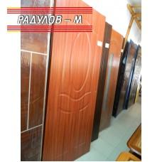 Интериорна врата с каса и брава / 830
