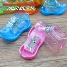 Комплект 2 броя острилки Обувка / 2989