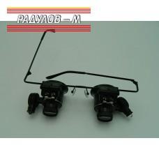 Лупа очила с Led / 5915