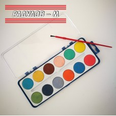Водни боички 12 цвята / 7094