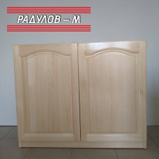 Кухненски шкаф/ модул за мивка чам долен ред 100 см  / 30503
