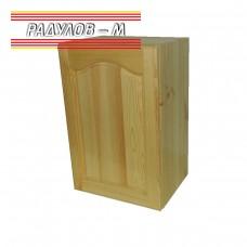 Кухненски шкаф чам Б50, горен ред, 50 см / 30506