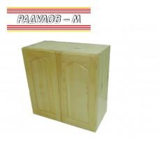 Кухненски шкаф с плътни вратички чам / 30507