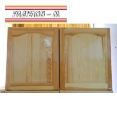 Кухненски шкаф горен с плътни вратички, 100 см / 30513