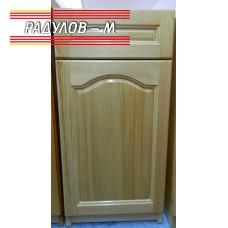 Кухненски шкаф с вратичка и чекмедже А41 чам, 40 см / 30540