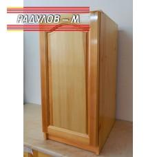 Кухненски шкаф долен, плътен чам 40см / 30541