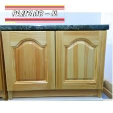 """Кухненски шкаф за """"Раховец"""" с термо плот, чам / 30543"""