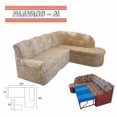 Разтегателен ъглов диван Милано / 771229