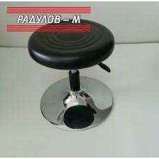 Табуретка черна / 1440-1