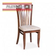 Трапезен стол Бела, масив / 90084