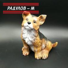 Градинска фигура Куче с остри уши / 1918