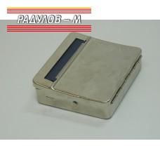 Кутия за тютюн с машинка за свиване / 2164