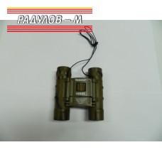 Бинокъл TASCO 10x25 маскировъчен / 240