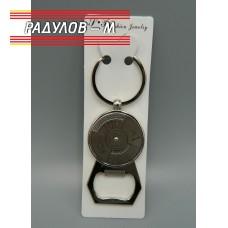 Ключодържател с отварачка и календар / 2889