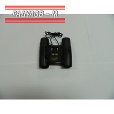 Бинокъл TASCO 10x25 черен / 5674