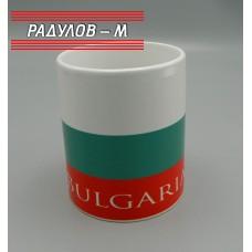 Чаша порцелан България / 6480