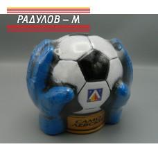 Левски топка касичка / 8527