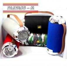 Преносима безжична Bluetooth колона АК-116 с LED фенер / 3334