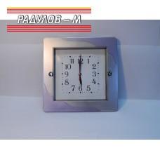 Стенен часовник 26/26 см / 1282