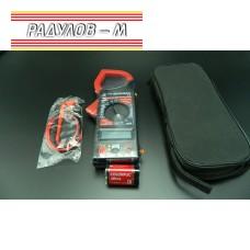 Мултицет с амперклещи DT 266 / 2119