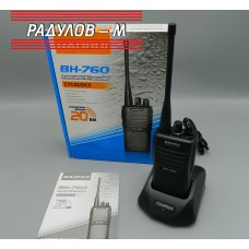 Професионална радиостанция Baohui BH 760 / 236