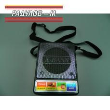 Радио NG 9018 UR с фенер / 3316