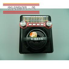 Радио PX 295 с фенер / 3324