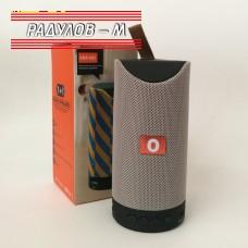 Безжична преносима колонa KMS-E62 FM / Aux, Bluetooth, TF, Usb / 3332