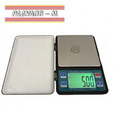 Електронна прецизна вена MH-698, 1kg x 0.1 g / 394