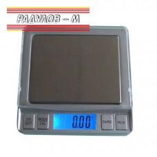 Електронна везна max 200 gr - 0.01g / 396